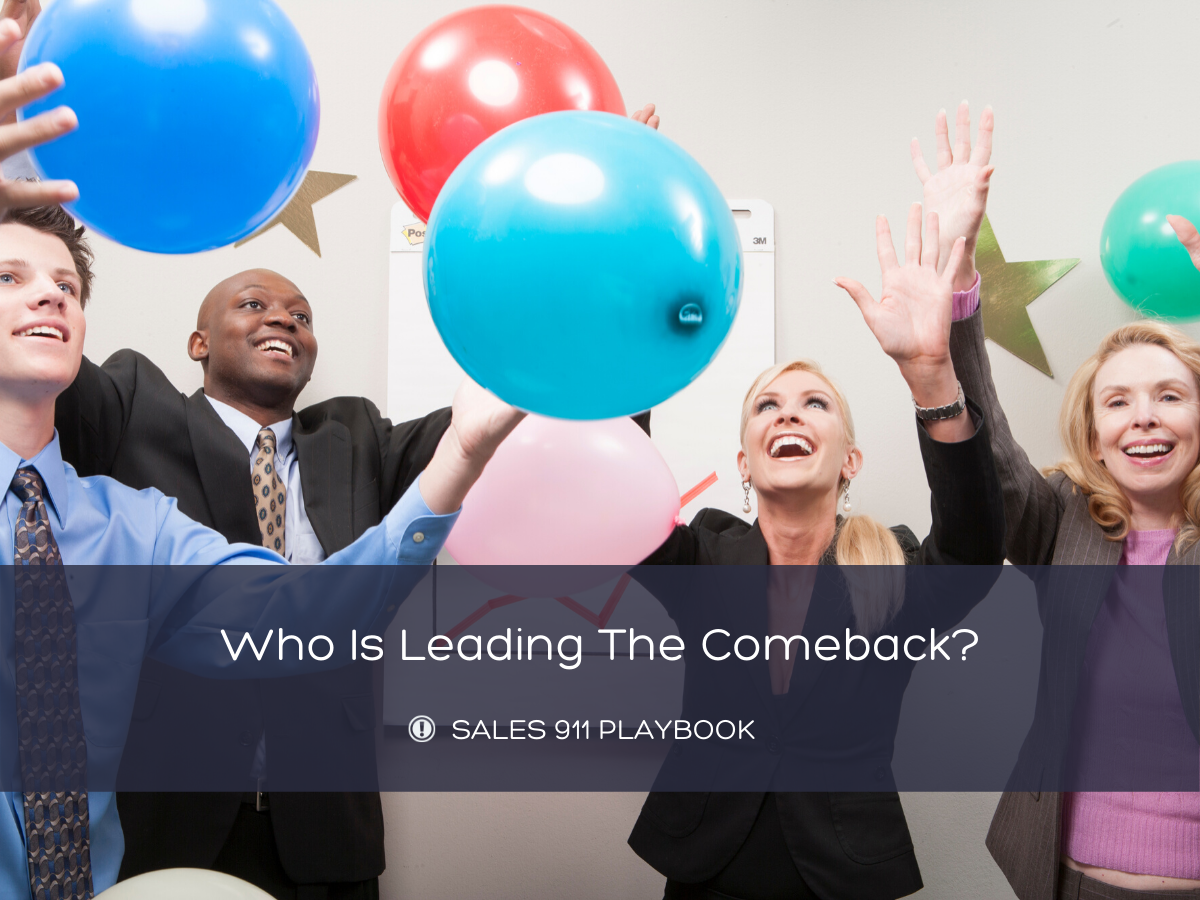 Who Is Leading The Comeback?