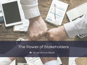 The Power of Stakeholders